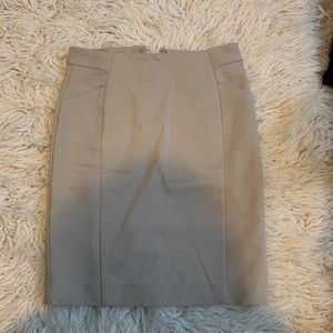 H&M Skirts - Beige pencil skirt